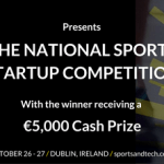 National Sports Startup Comp Sport and Tech 2016