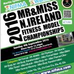 NIFMA Mr & Miss Northern Ireland Fitness Model Championships