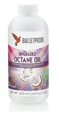 Bulletproof Upgraded Octane Oil