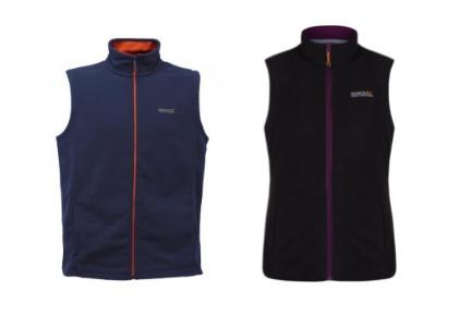 Regatta's AW16 range sees a collection of advanced outwear tobias bodywarmer