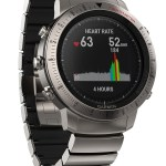 Garmin® introduces fenix Chronos the refined GPS timepiece for Athletes and Adventurers