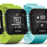 Garmin® introduces the Forerunner® 35, adds built-in Elevate™ wrist-based heart rate to an easy-to-use GPS running watch