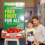 Richard Kennedy, Fitness Freak and his son Louis