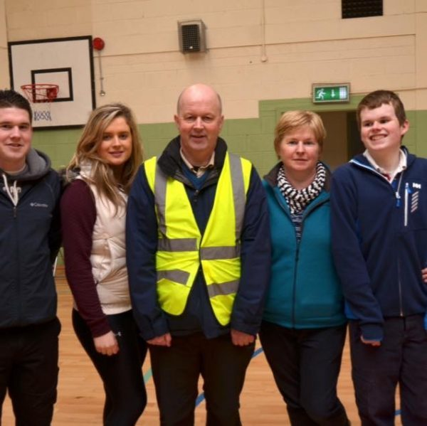 Annual Menlo community walk looking to raise €10,000 for Tenth year on the road