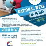 National fit4all week and National fit4all Expo takes place this May