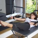 Eva Berg of The Secret Pilates Studio 1