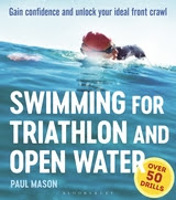 Swimming for Triathlon and Open Water book by Paul Mason