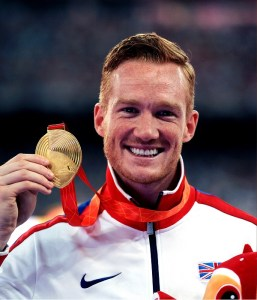 Greg Rutherford Right To Play Athlete Ambassador