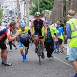 Sean Kelly and over 100 amateur cyclists conquer the Tour de Munster charity cycle in aid of Down Syndrome Ireland and individual beneficiaries