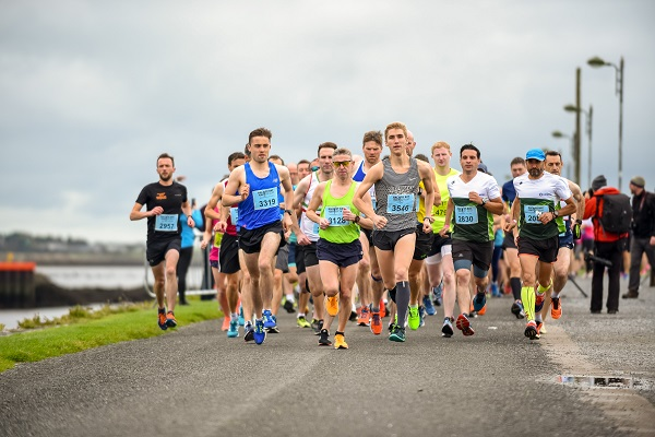 Run Galway Bay Start of the Half Marathon