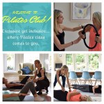 Move Over Book Club, Pilates Club has arrived