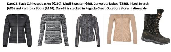 Regatta Great Outdoors jackets