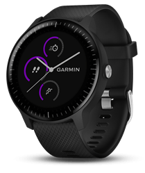 Garmin® announces the Vivoactive 3 Music:, a GPS smartwatch with integrated music