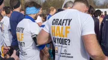 Love Beer and Love Running? The Craft Half – A Half Marathon With Half Pints Of Craft Beer – Is The Race For You!