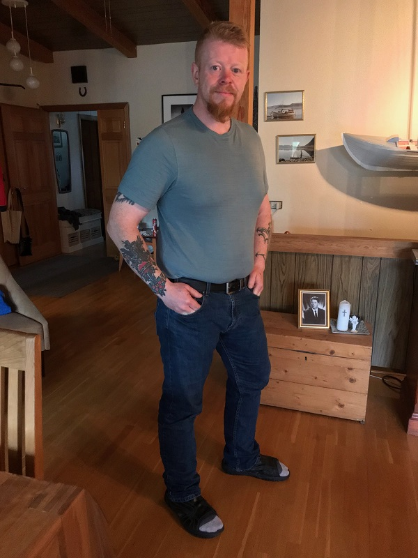 Hilmar has lost over 90 lbs. in 9 months using a simple online diary program. Here is his amazing story!