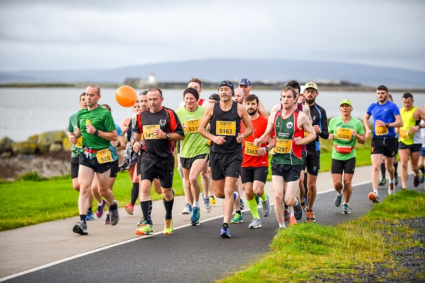 Former Olympic Champion to take on Run Galway Bay this Weekend