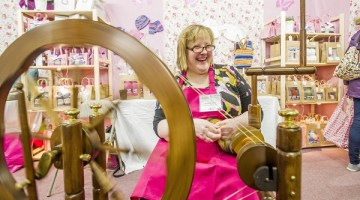 The Knitting & Stitching Show teams up with Mindfulness Expert
