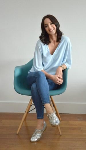 Psychotherapist Roisin Whelan