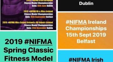 2019 NIFMA Event Dates