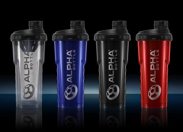 Alpha Bottle V2 protein shaker