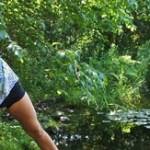 Wild Swimming & Yoga Weekend Retreat in Wales