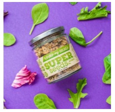 With a mission to 'make healthy eating effortless and exciting', Pimp My Salad offer an exciting new range of vegan and gluten free meal toppers.