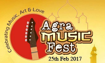 The City of Taj to have its maiden Music fest