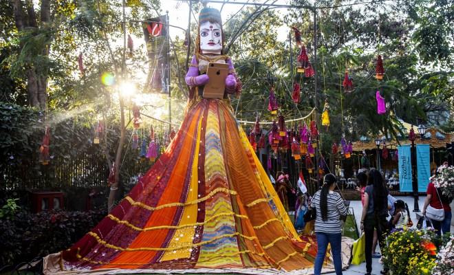 Art Carnival in Bengaluru