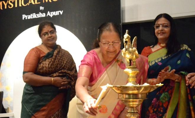 Mystical Moments at Lalit Kala Akademi
