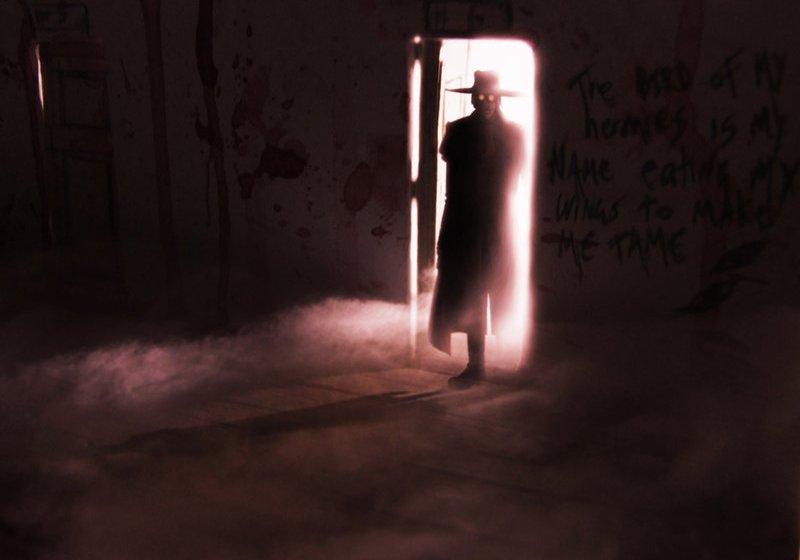 The demon at the door