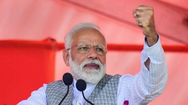 Modi all set to return as PM