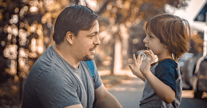 How to discipline your child?