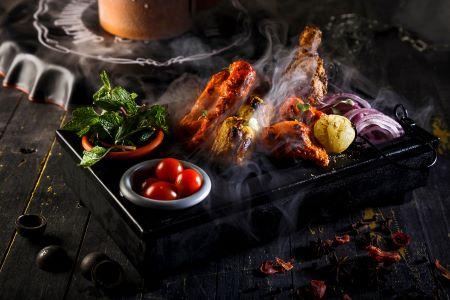 Mob Kebab Platter @ Ministry of Beer
