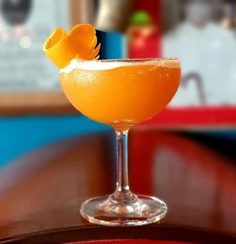 Autumn Cocktail @SodaBottleOpenerWala