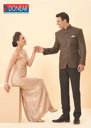 Wedding season looks spectacular with Donear