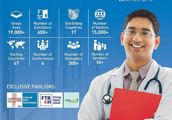Mumbai to host Medical Fair India