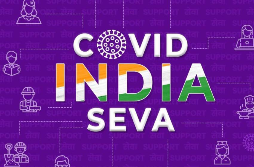 COVID India Seva, an interactive platform for citizen engagement