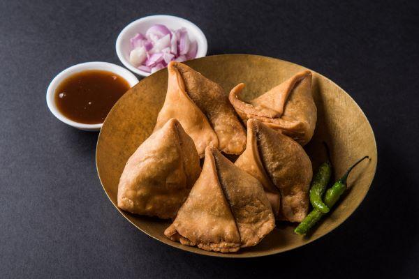 Chutney India's all-day snack menu