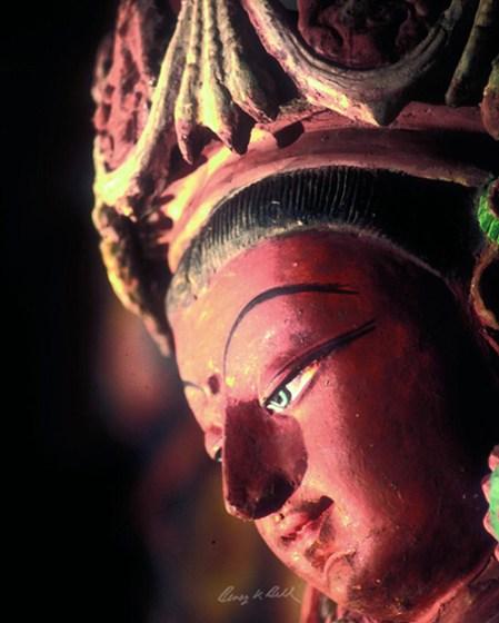 Adoration of deities