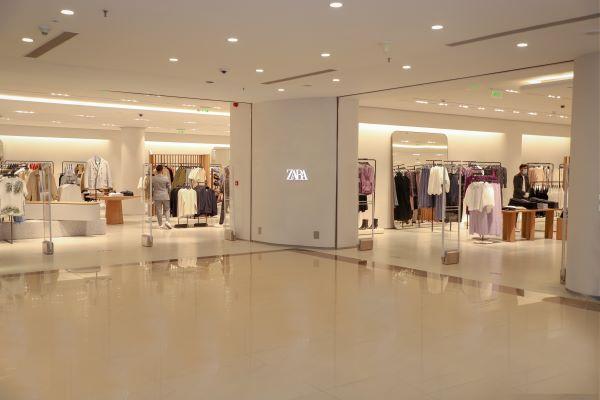 Zara now at Select CITYWALK