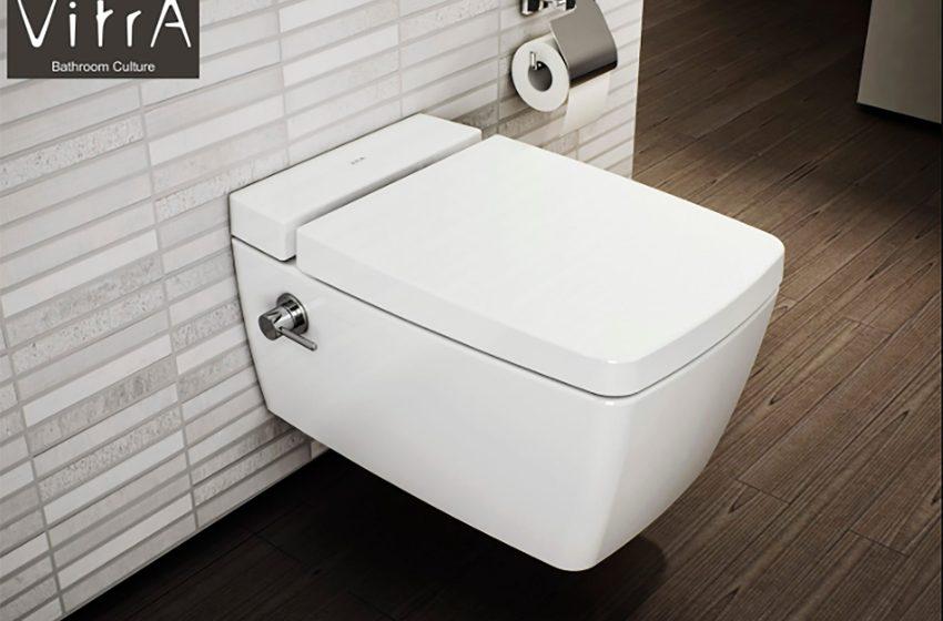 Superior hygiene with VitrA Fresh