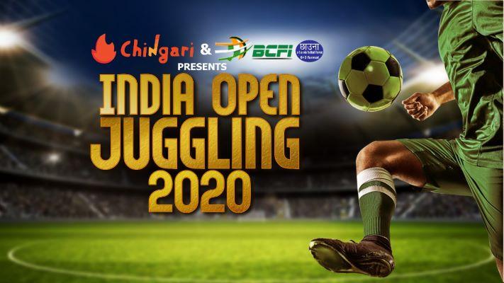 BCFI launches India Open Juggling on Chinagari App