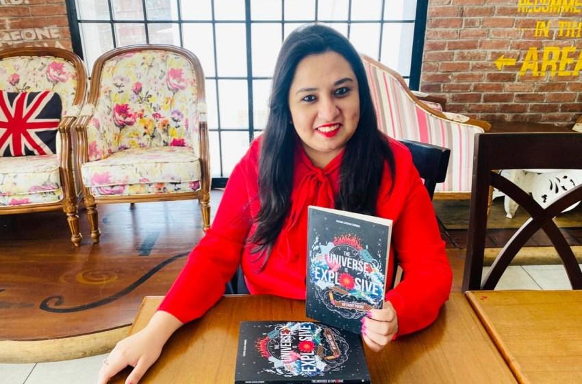 Poetry comes from the soul: Sanjana Saksena Chandra