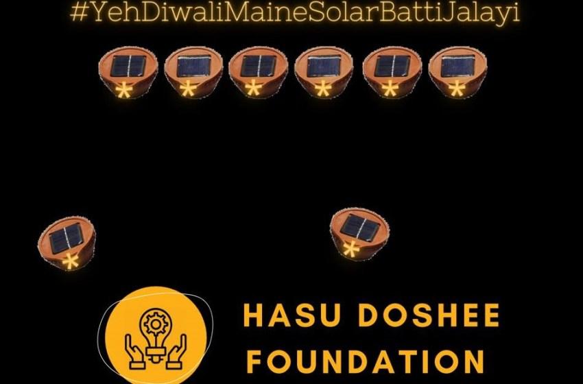 Iss Diwali solar batti jalayein