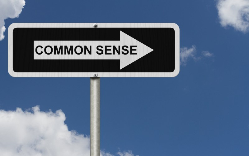Common Sense Stuff That Nobody Does Back To Personal Finance 101