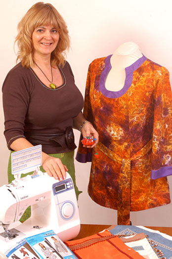 Sewing specialist - Wendy Gardiner