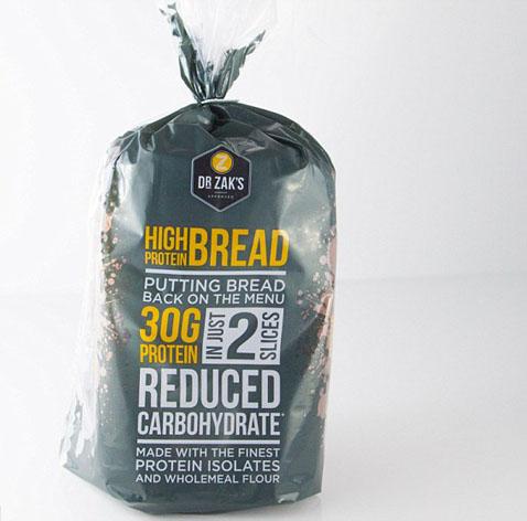 protein bread post