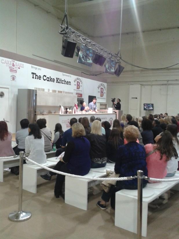 Cake Kitchen @ Cake & Bake Show London