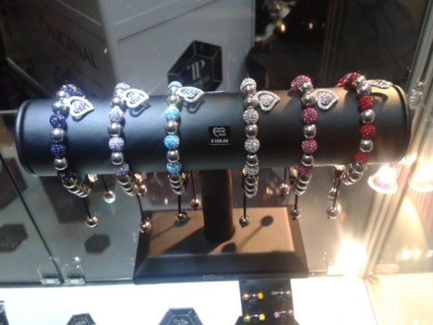 Coloured Bracelets