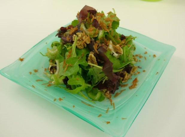 Bitter Greens & Dulse Salad